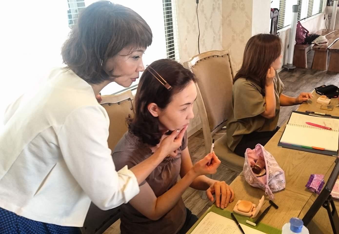 沖縄のメイクアップスクール&メイクサロン ディスカバーメイク