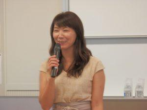 沖縄 メイクレッスン 講演会