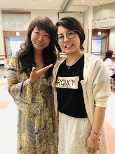 沖縄 メイクセラピー 笑顔